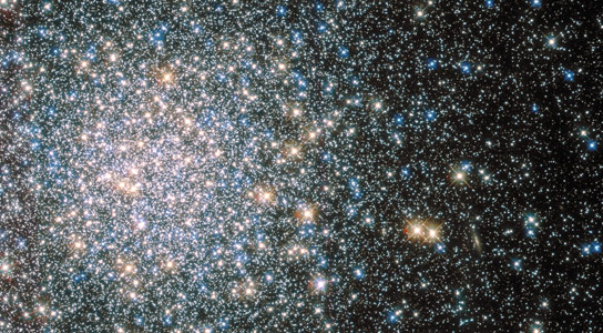 New Hubble Image of Messier 5