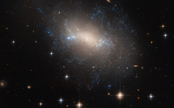 New Hubble Image of NGC 2337