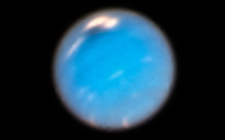 New Hubble Image of Neptune