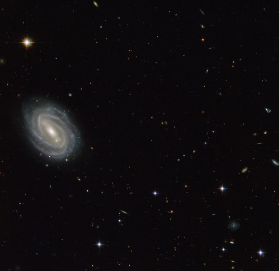New Hubble Image of Spiral Galaxy PGC 54493