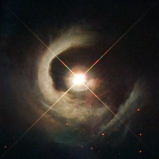 New Hubble Image of V1331 Cyg