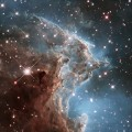 New Hubble Image of the Monkey Head Nebula