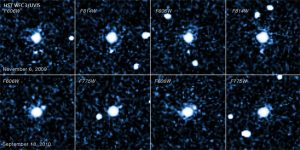 New Hubble Images of 2007 OR10