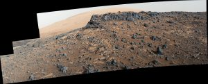 New Image from NASA's Curiosity Mars Rover