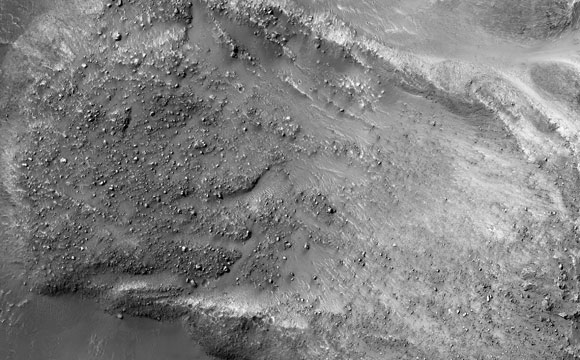 New Image from the Mars Orbiter
