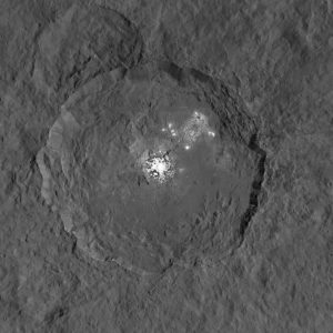 New Image of Ceres Bright Spots