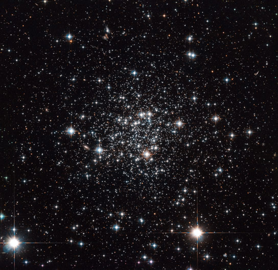New Image of Globular Cluster Terzan 7