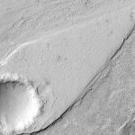 New Image of Lethe Vallis on Mars