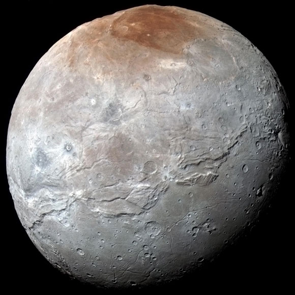 New Image of Pluto's Moon Charon