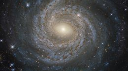 New Image of Spiral Galaxy NGC 6814
