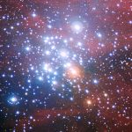 New Image of Star Cluster NGC 3293