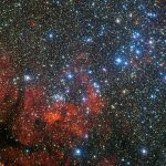 New Image of Star Cluster NGC 3590
