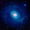 New Image of the Galaxy Messier 94 also Known as NGC 4736