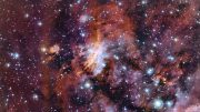New Image of the Prawn Nebula