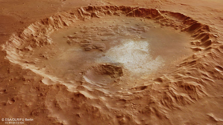 New Images Provide Window to a Watery Past on Mars