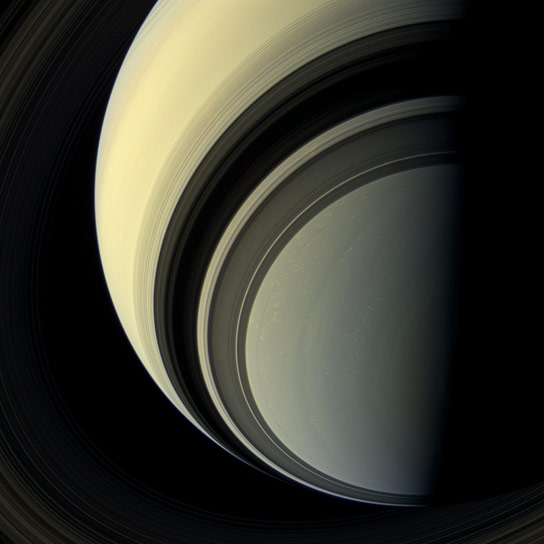 New Images from Cassini