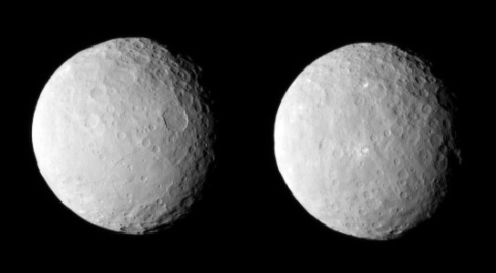 New Images of Dwarf Planet Ceres