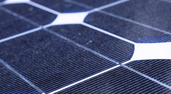 New solar cell technology converts solar energy more for Solar system fabric panel