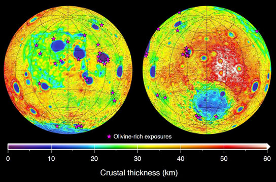 New Insight into How the Moon Received its Face
