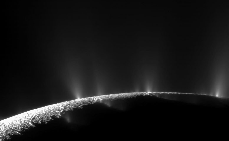 New Insights Into Saturn's Geologically Active Moon Enceladus