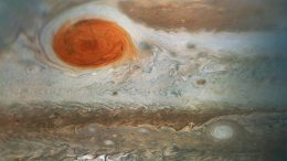 New Juno Image of Jupiter's Great Red Spot