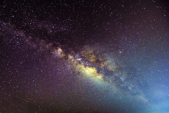 New Milky Way Maps May Help Solve Interstellar Material Mystery