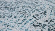 New Model Helps Explain the Mystery of the Arctic's Green Ice