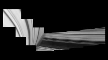 New Mosaic of Cassini Images