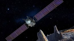New NASA Mission Will Visit a Metal Asteroid