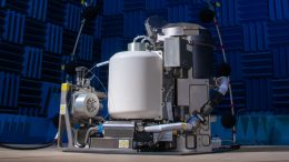 New NASA Space Toilet for ISS