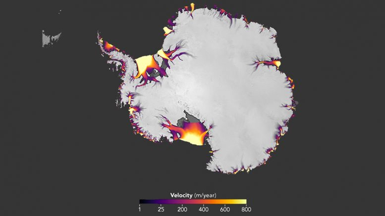 New NASA Study Brings Antarctic Ice Loss Into Focus