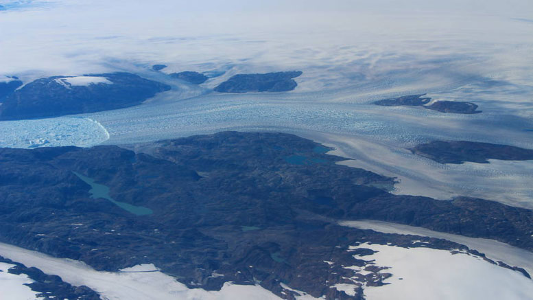 New NASA Study Identifies New Pathway for Greenland Meltwater to Reach Ocean