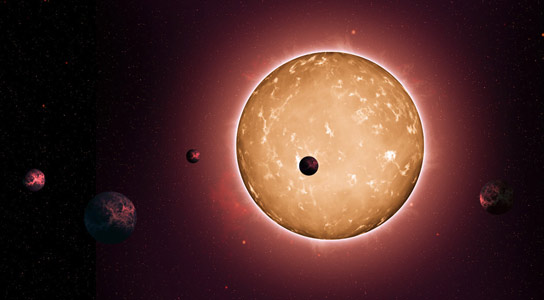 New Observations May Narrow Field of Habitable Candidate Planets