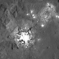 New Observations Reveal Unexpected Changes of Bright Spots on Ceres