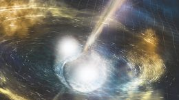 New Observations of Neutron Star Collision Challenge Some Existing Theories