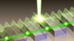 New Phase-Locking Scheme for Plasmonic Lasers