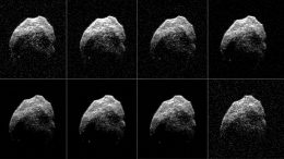 New Radar Images Provide New Details on Asteroid 2015 TB145