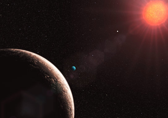 New Research Aims to Detect Biomarkers on Distant Planets