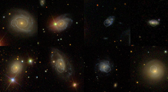 New Research Analyzes Several Sites Where Dead Stars Once Exploded