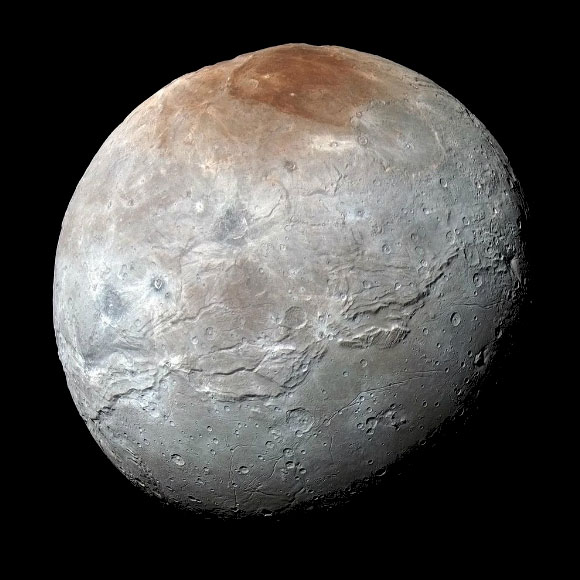 New Research Model Could Offer an Explanation for Cracks on Icy Moons