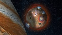 New Research Reveals Fluctuating Atmosphere of Jupiter's Volcanic Moon