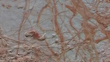 New Research Shows Europa May Have an Extremely Low-Density Surface