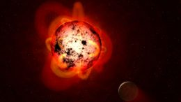 New Research Shows Flares May Threaten Planet Habitability Near Red Dwarfs