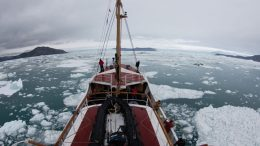 New Research Shows Greenland's Undercut Glaciers Melting Faster than Thought