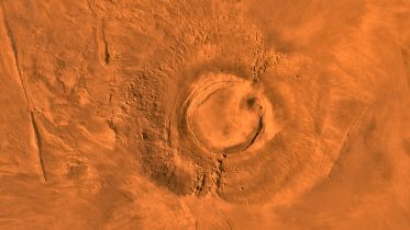 New Research Shows Mars Volcano, Earth's Dinosaurs Went Extinct About the Same Time