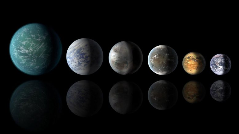 New Research Shows Water Worlds Are Common