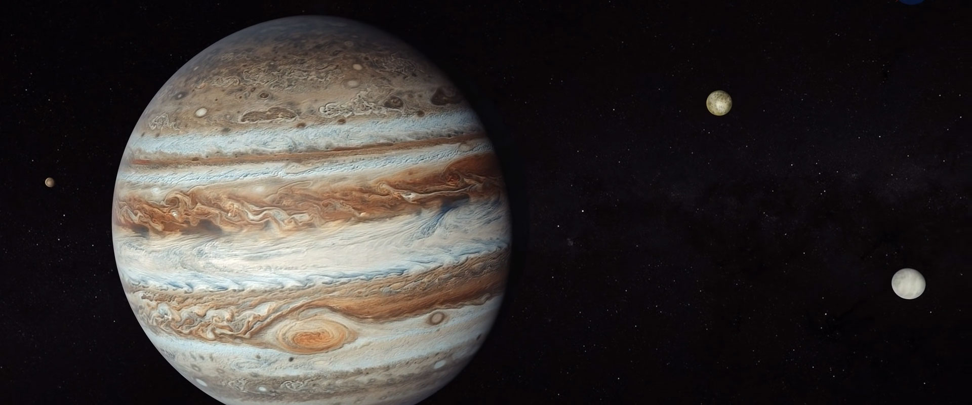 planet jupiter information - HD 1920×800
