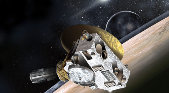 New ScienceCast Video Anticipates What New Horizons Might Find When it Reaches Pluto