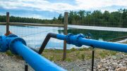 New Shockwave-Based Process for Desalination of Water