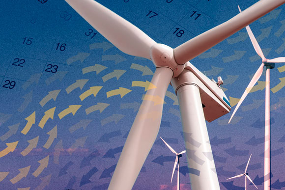 New Statistical Technique Yields Better Wind-Speed Predictions